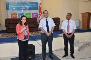 La bonne gouvernance et lutte contre la corruption ; pour moderniser l'administration et renforcer son efficacité